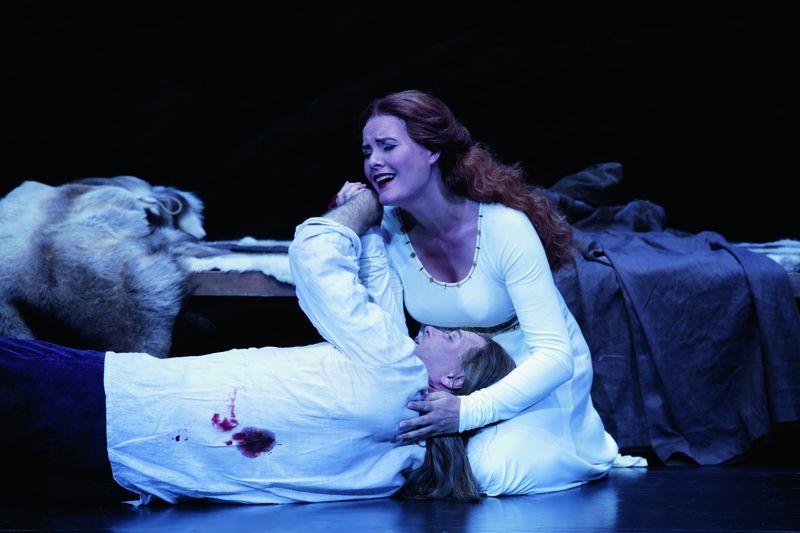 Den Jyske Opera – Tristan Og Isolde 2012