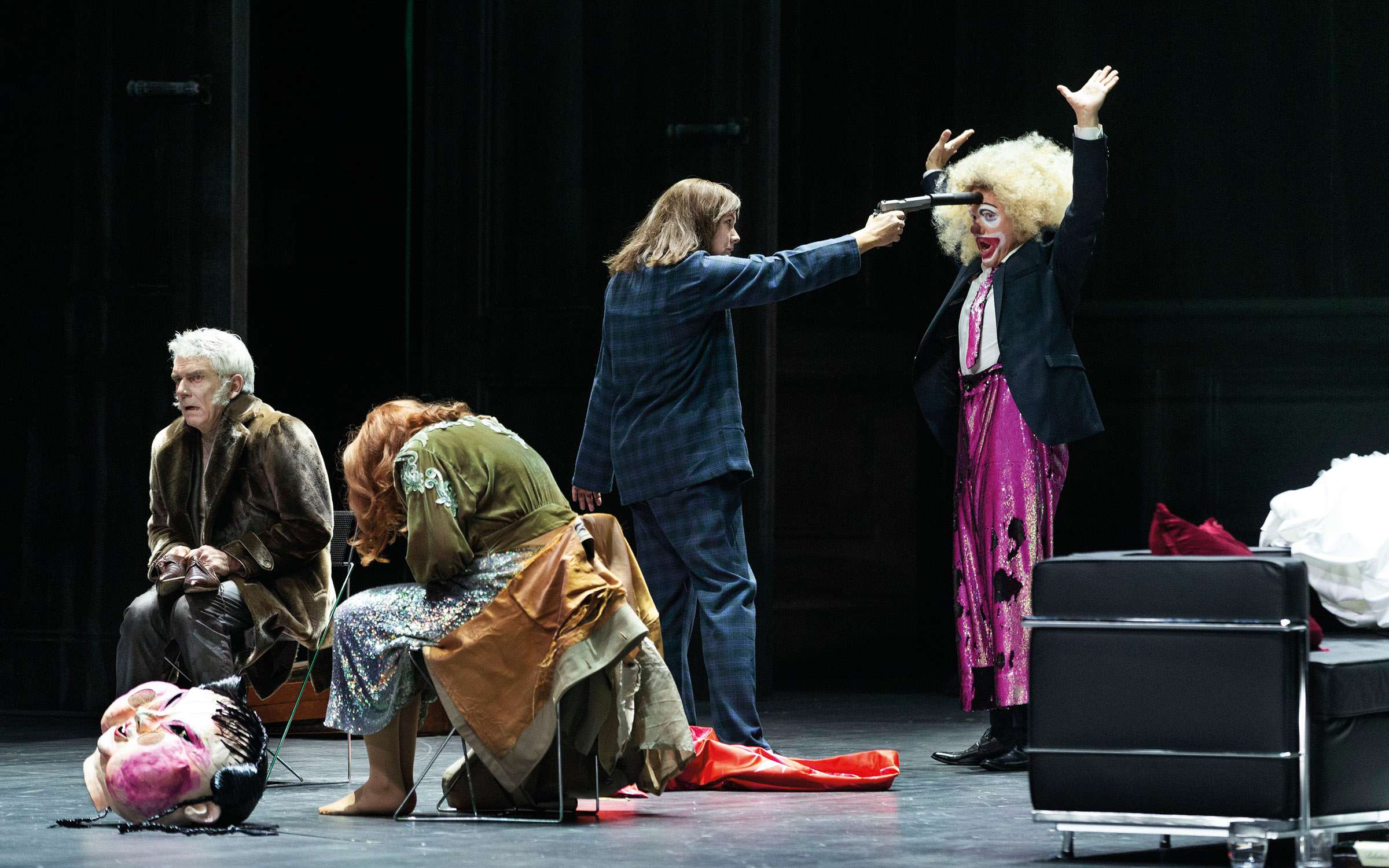 Turandot, Royal Opera Copenhagen